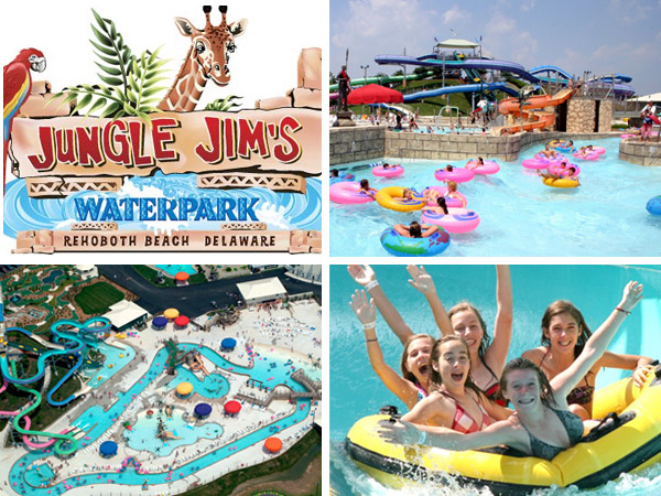 Jungle Jim S Water Park Rehoboth Beach