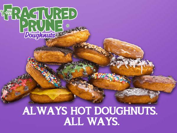 Fractured Prune Donuts Rehoboth Beach DE