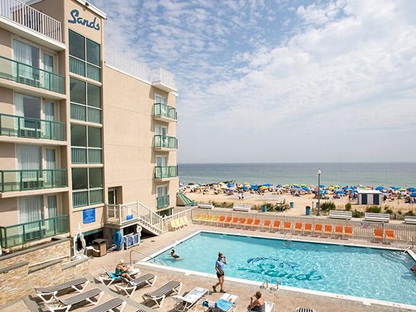 Atlantic Sands Hotel Rehoboth Beach DE