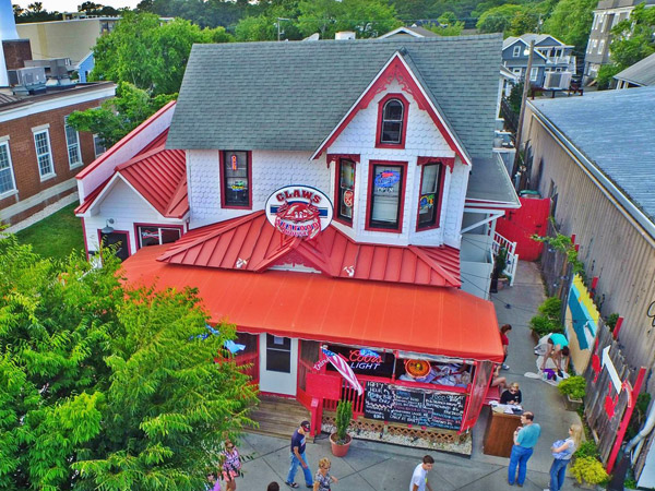 Claws Seafood House Rehoboth Beach