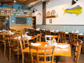 Fins Fish House & Raw Bar Rehoboth Beach