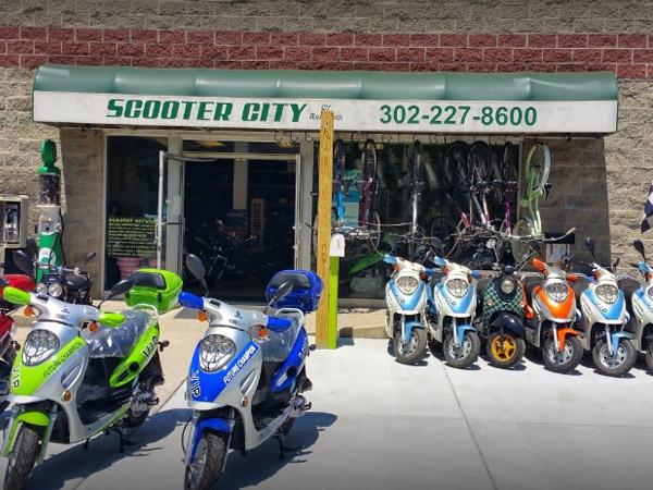 Scooter City Rentals Rehoboth Beach
