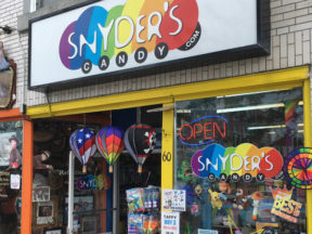 Snyder's Candy Rehoboth Beach