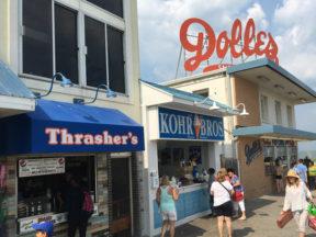 Thrasher's French Fries - Rehoboth Beach