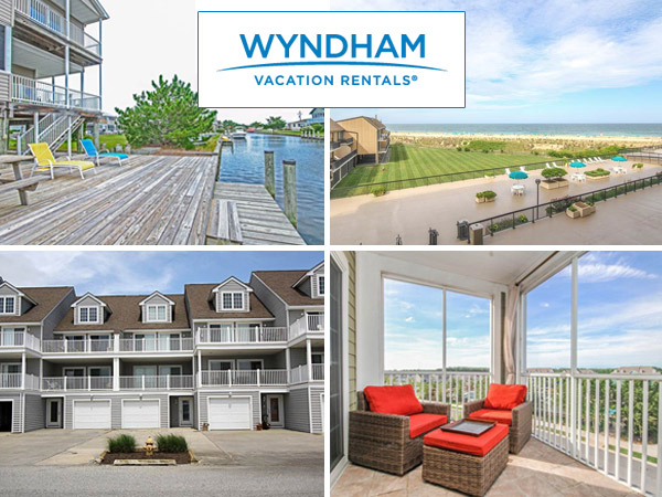 Wyndham Vacation Rentals Bethany Beach