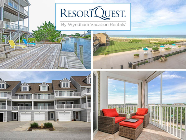 ResortQuest by Wyndham Vacation Rentals Bethany Beach
