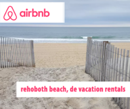 Vacation Rentals by AirBnB