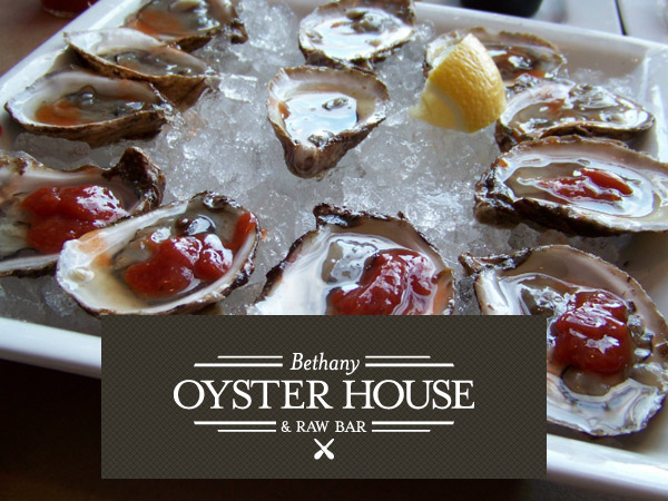 Bethany Oyster House Raw Bar