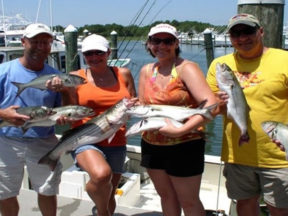 Gale Force Fishing Charters