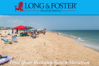 Long & Foster Vacation Rentals Bethany Beach
