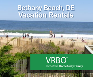 Bethany Beach Vacation Rentals by VRBO