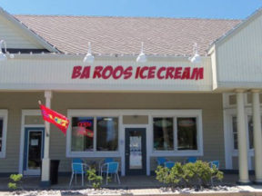 Ba Roos Ice Cream Bethany Beach