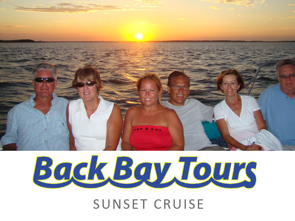 Back Bay Tours Bethany Beach
