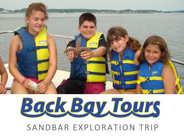 Back Bay Tours Bethany Beach