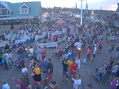 Bethany Beach Stage Webcam