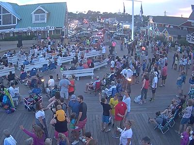 Bethany Beach Stage Webcam