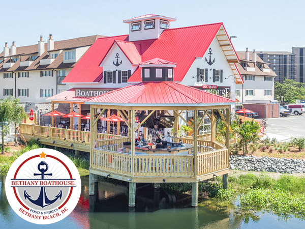 Bethany Boathouse - Bethany Beach, DE
