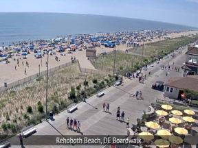 Rehoboth Beach DE Boardwalk