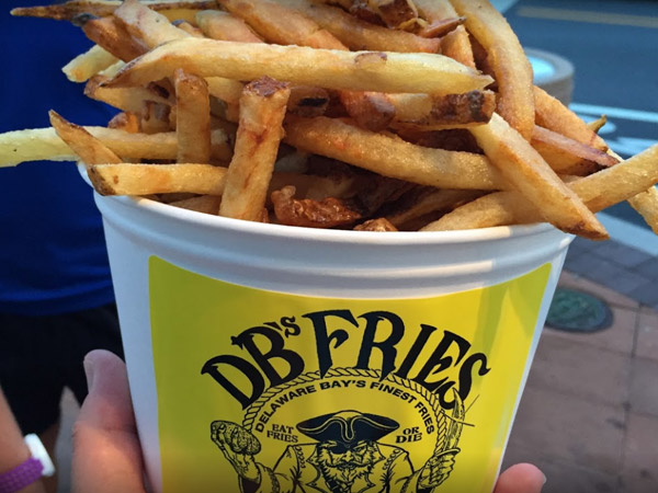 DB's Fries Bethany Beach, DE