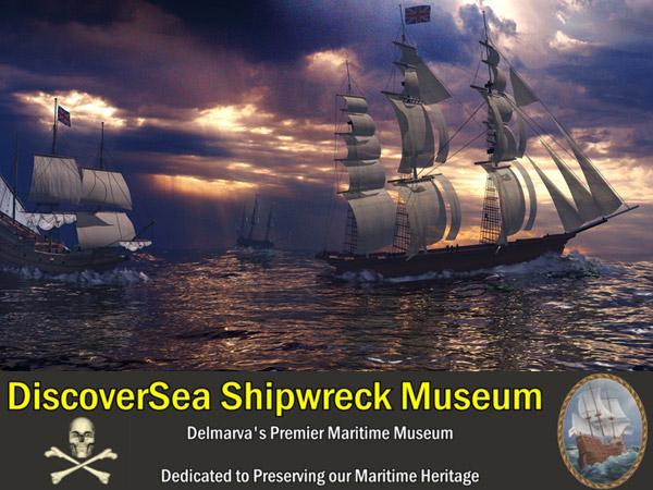 DiscoverSea Shipwreck Museum
