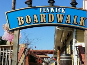 Fenwick Boardwalk
