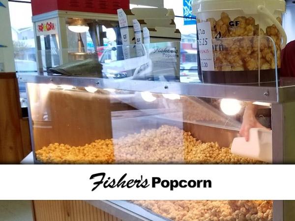 Fisher's Popcorn of Bethany