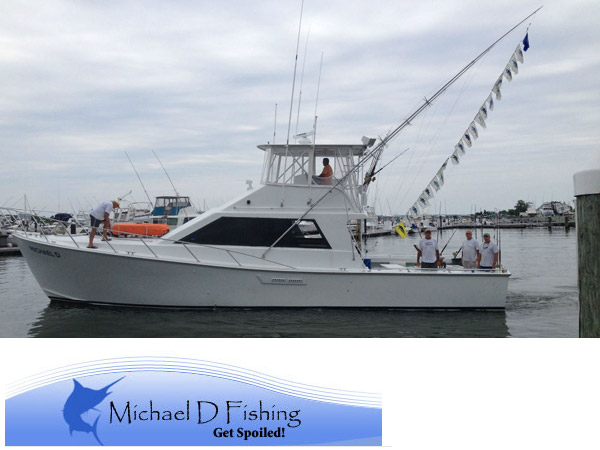 Michael d fishing visit delaware beaches rehoboth for Rehoboth beach fishing
