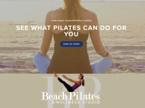 Pilates on the Beach - Bethany Beach