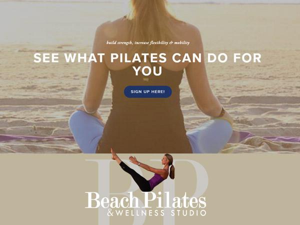Pilates on the Beach - Bethany Beach
