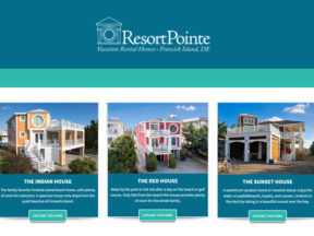 Resort Pointe Vacation Rentals