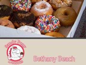 Sandy Pony Donuts Bethany Beach