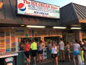 The Ice Cream Store Rehoboth