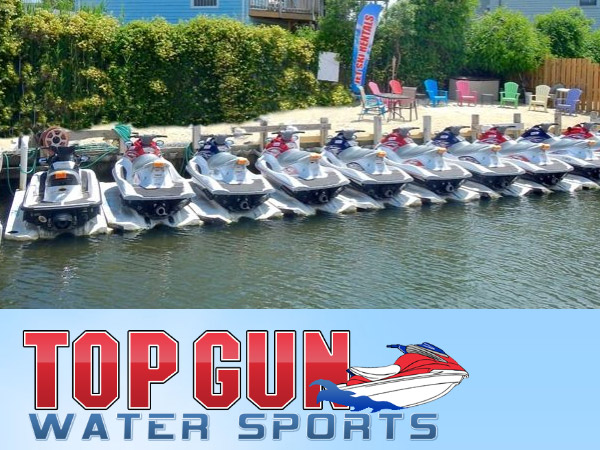 Top Gun Water Sports Jet Ski Rentals