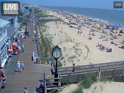 Bethany Beach Webcam North Surf Visit Delaware Beaches Rehoboth Fenwick