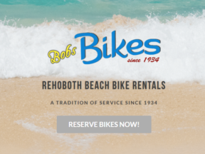 Bob's Bike Rental Rehoboth Beach