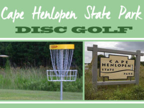 Cape Henlopen Disc Golf
