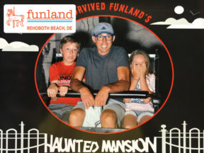 Funland Haunted Mansion Rehoboth Beach