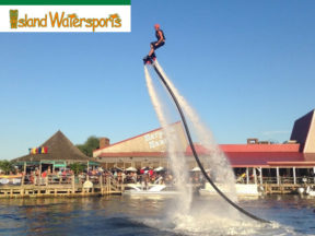 Island Watersports Flyboarding
