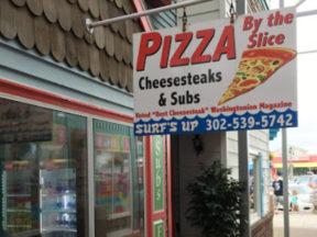 Surfs Up Pizza Bethany Beach