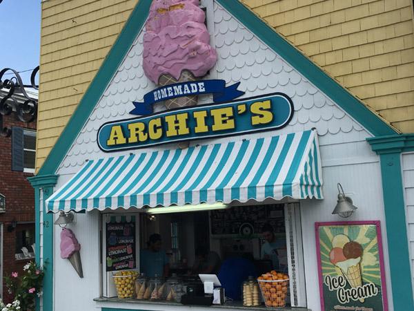 Archie's Ice Cream Rehoboth Beach