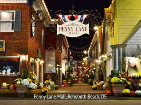 Penny Lane Mall Rehoboth Beach