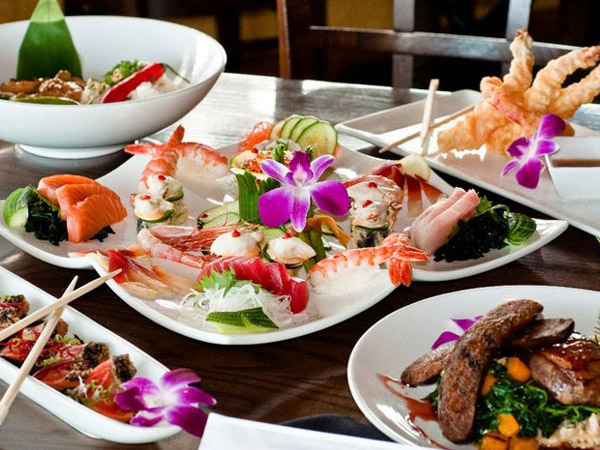 The Cultured Pearl The Restaurant & Sushi Bar Rehoboth Beach