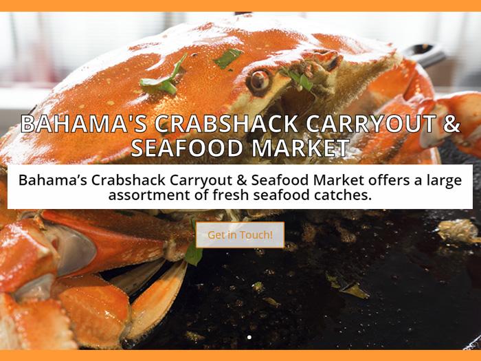 Bahama's Crabshack Carryout Seafood Market Fenwick DE