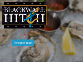 Blackwall Hitch Seafood Rehoboth Beach DE