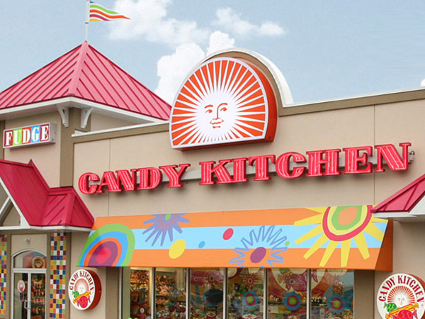 candy kitchen fenwick island - Candy Kitchen