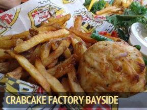 Crabcake Factory Bayside Fenwick Island DE