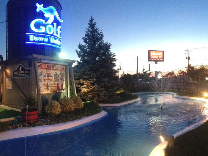 Golf Down Under Mini Golf Fenwick Island DE
