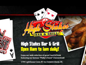 High Stakes Bar & Grill Fenwick Island DE