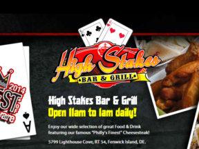 High Stakes Bar & Grill Fenwick Island DE