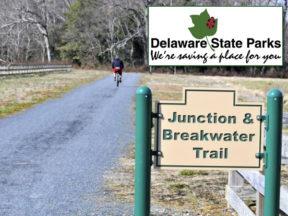 Junction & Breakwater Trail Rehoboth Beach